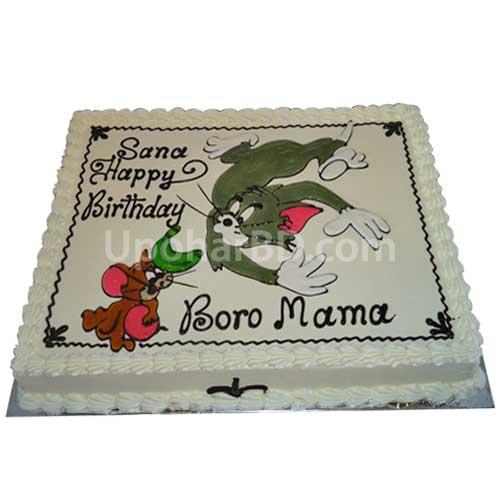 Tom Thumb Birthday Cakes