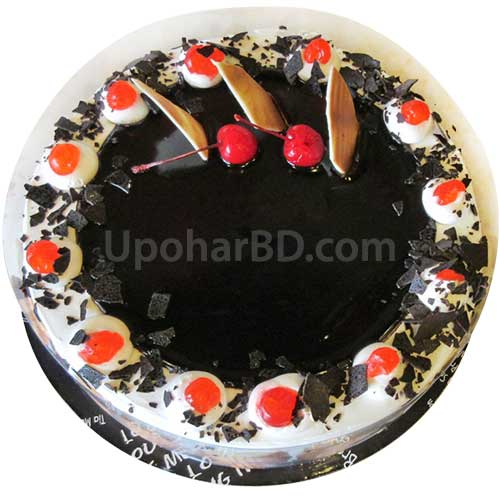 Coopers 1 kg black forest cake