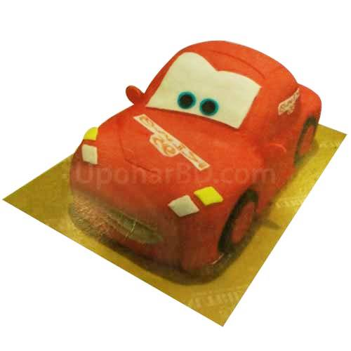 Car Design Cake From Nutrient