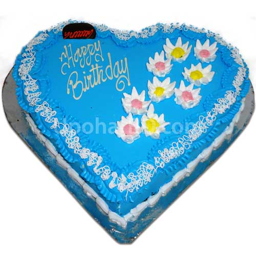 Valentines day cake, cake for Valentines - Heart Shape ...