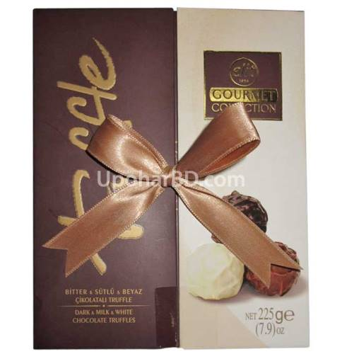 1 box of Elit Gourmet Collection Truffle 225gm