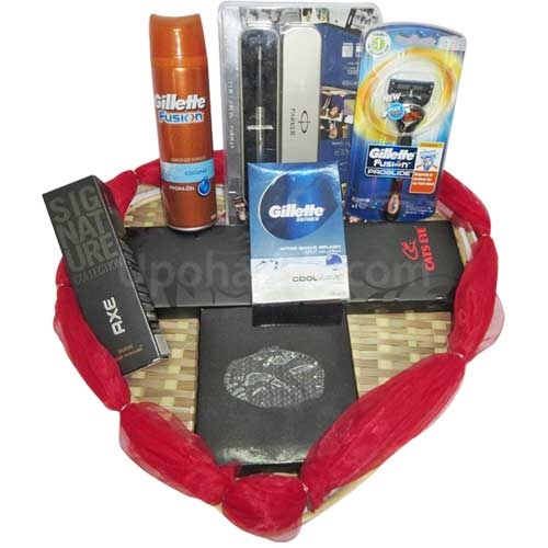 Exclusive gift package for him