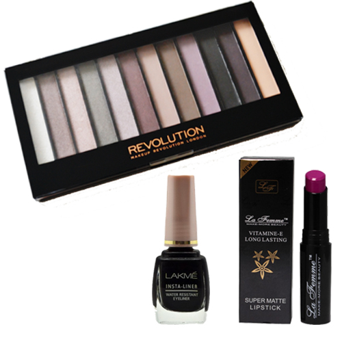 Mixed Branded Professional Makeup Set