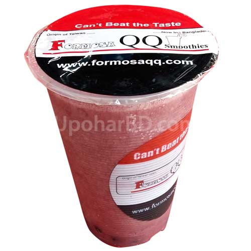 Formosa QQ Strawberry Smoothie