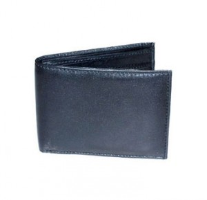 Wallet - MoneyBag - Black colour