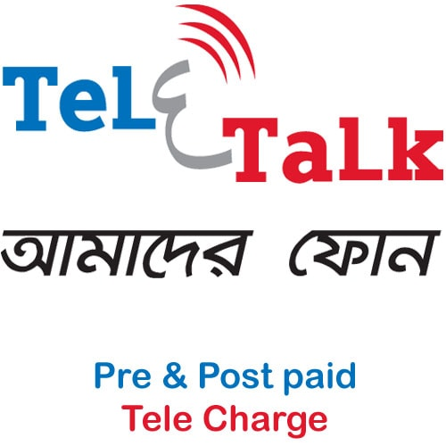 Teletalk Mobile Recharge