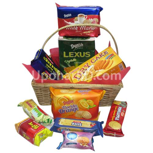 Package for biscuit lovers