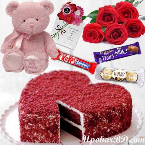 Hamper with lots of love