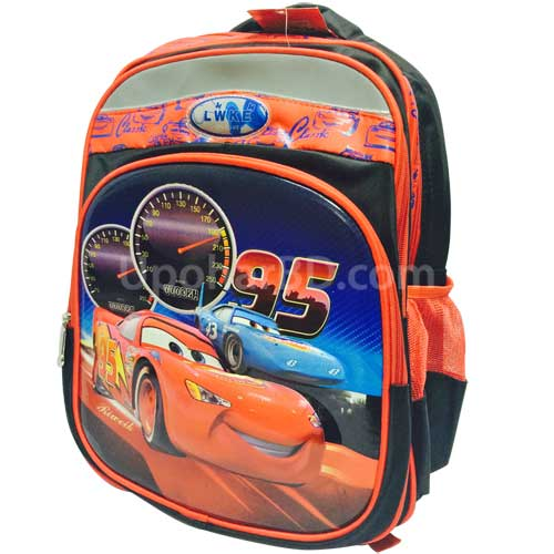 Cars McQueen School bag
