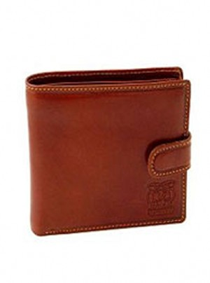 Money bag - Wallet - Chocolate colour
