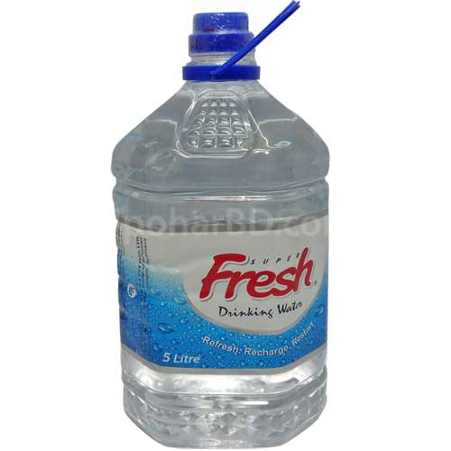 Super Fresh Mineral Water