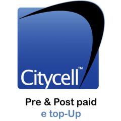 City Cell E-Top up