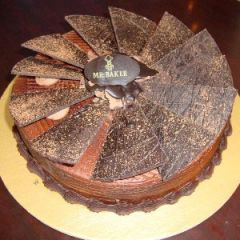 Chocolate Degert Cake