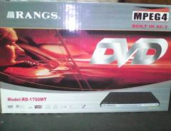 Rangs DVD player with USB
