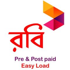 Robi Mobile Easy Load