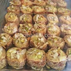 Badami Sweets from Fulkoli
