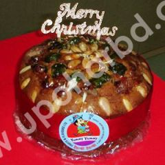 Special Christmas fruit cake