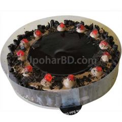 Coopers 1 kg Cherry chocolate cake