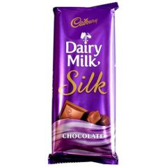 Cadbury Dairy Milk Silk chocolate bar