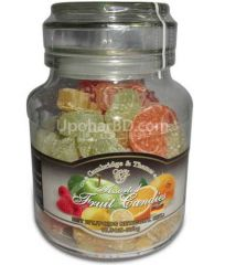Cambridge and Thames Fruit Candies Glass 300gm