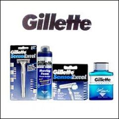 Gillete Exclusive Shaving Package