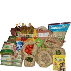 Groceries and Vegetable Package