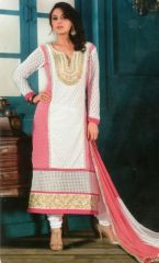 Indian Georgette 3 piece with stone work