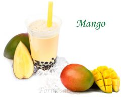Formosa QQ Mango Smoothie