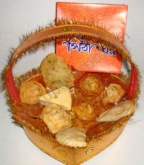 Pitha package with love