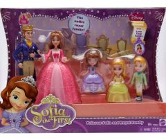 Sofia the first Royal Family - toy set for her