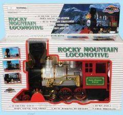 Rocky Train