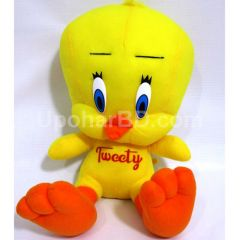 Tweety soft toy