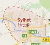 Gift in Sylhet
