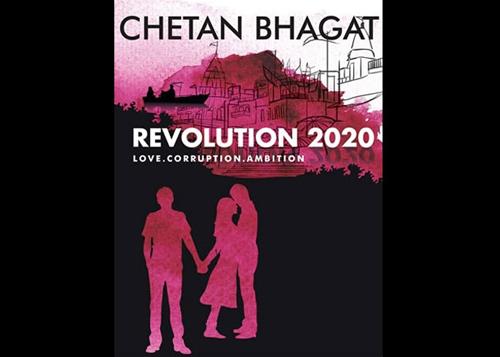 Chetan Bhagat Latest Book Revolution 2020