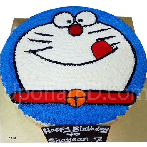 Doraemon Birthday Cake For Kids