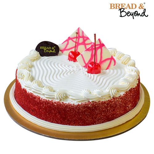 Red velvet from Bread & Beyond