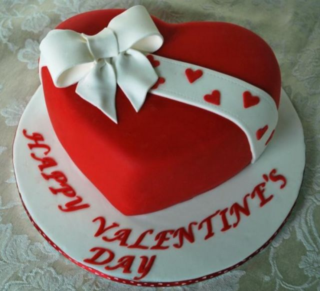 Love Cake Valentine Heart Cake Special Cake And Pastry