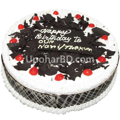 Coopers In Bangladesh Blackforest Cake With Lots Of