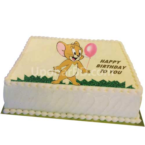 Tom and Jerry Cake