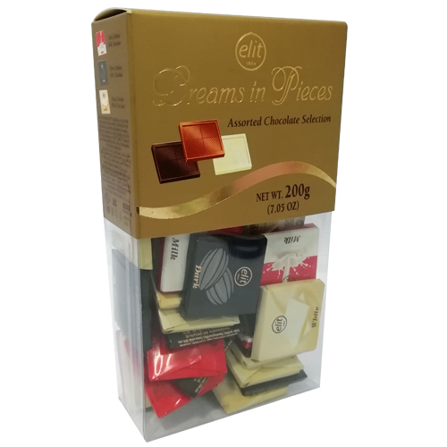 Dreams 200gm chocolate pack