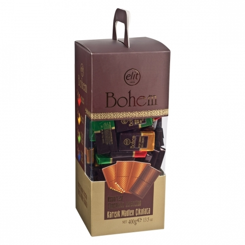 Bohem assorted chocolate (400gm)