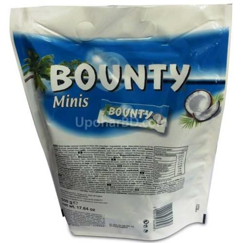 Bounty Minis 500gm Packet