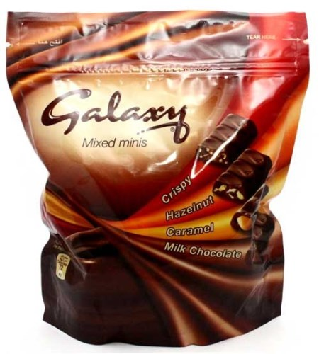 Galaxy Minis 20 bar pack