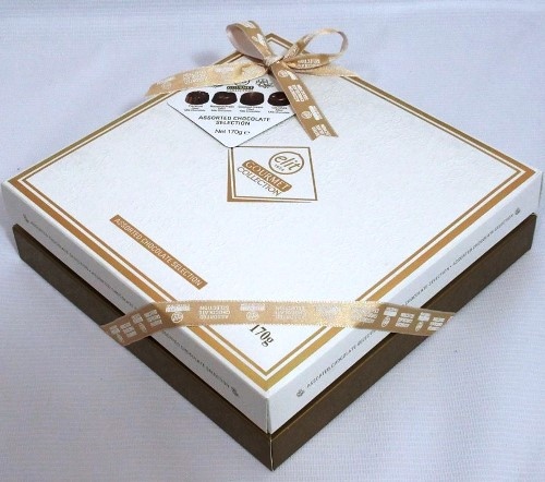 Gourmet collection box