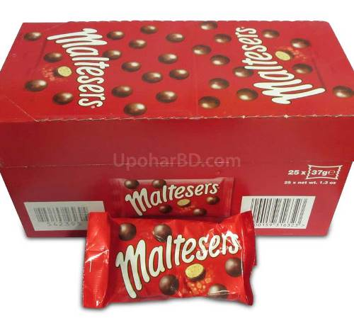 1 box of Maltesers (25pc x 37gm)