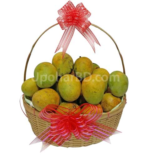 Mango Fruit Basket