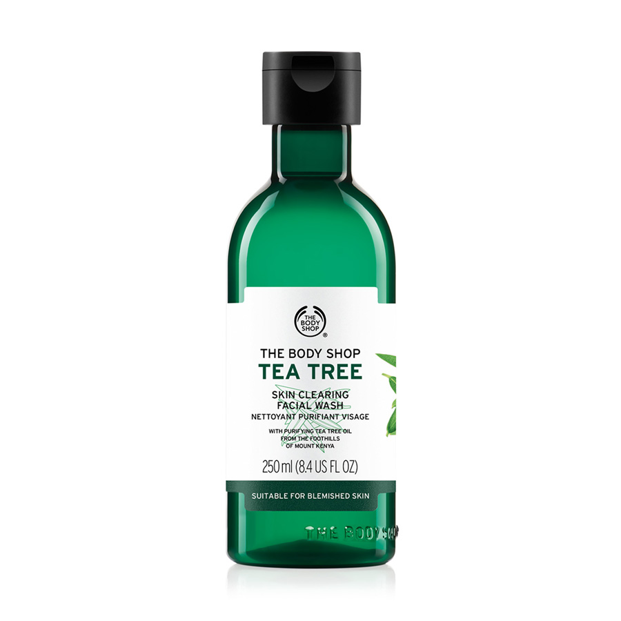 The Body Shop TEA TREE FACE WASH 250ml