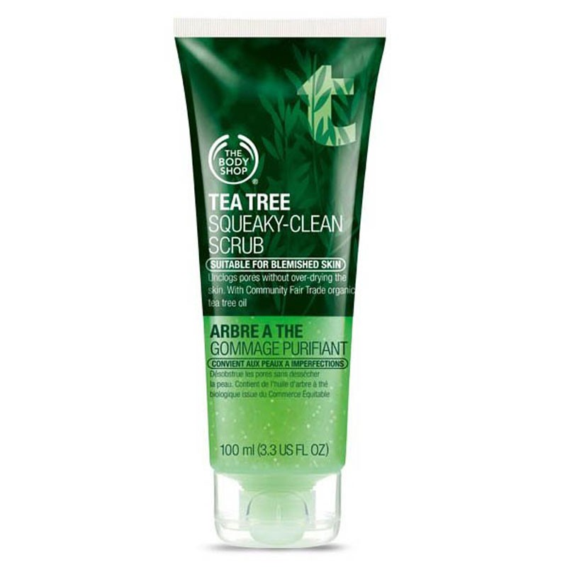 The Body Shop TEA TREE SCRUB 100ml