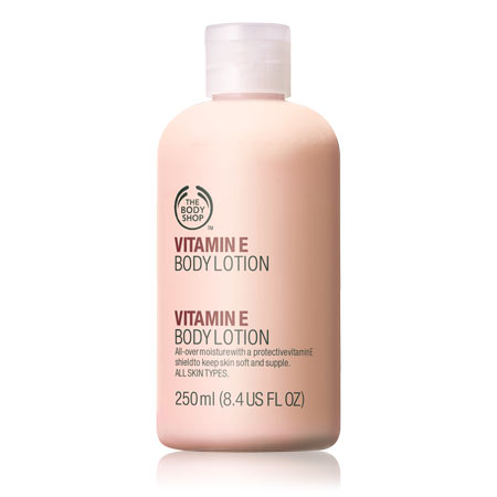 The Body Shop Vitamin E Body Lotion 250ml
