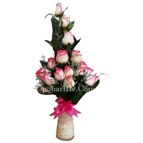 Modish Pink Bouquet